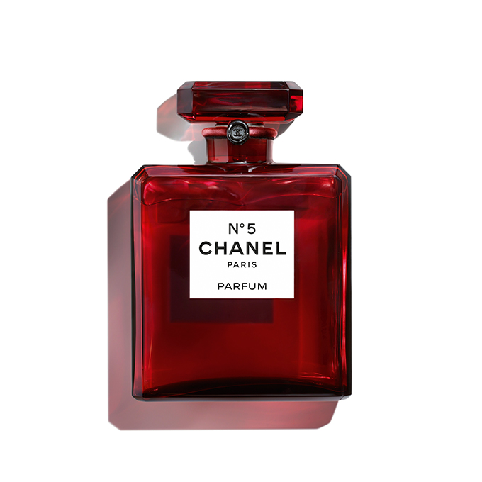 1 chanel Chanel no5 red edition