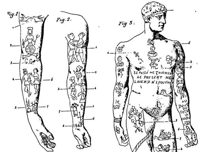 Pożegnanie Z Tatuażem