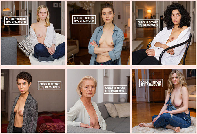 1 breast cancer rak piersi check it before instagram removed campaign