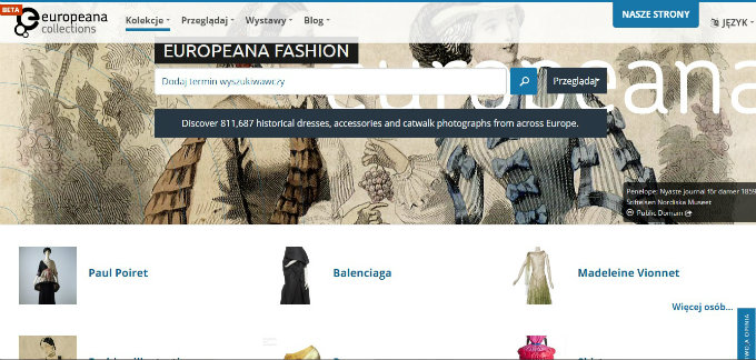 europeana fashion