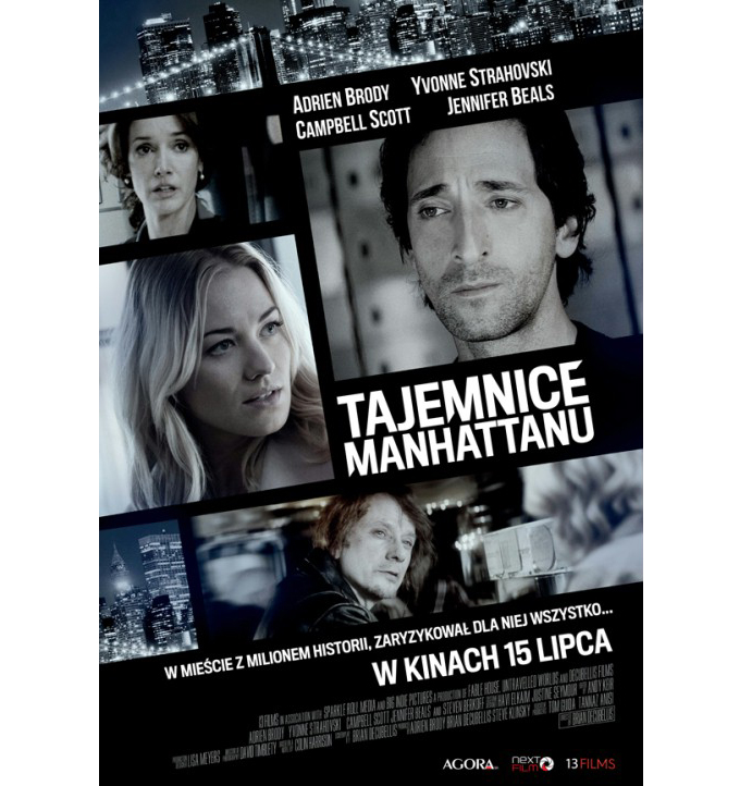 8 tajemnice manhattanu film movie andrew brody news