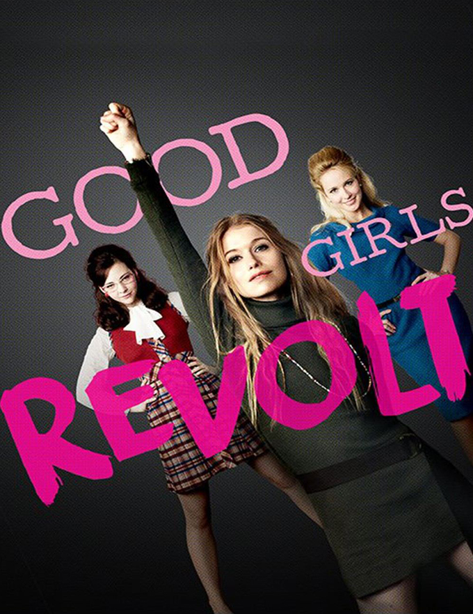 3 good girls revolt serial