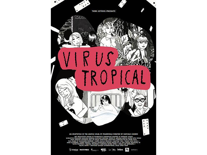 3 virus tropical