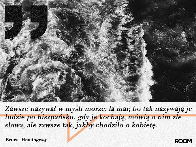Cytaty Ernest Hemingway