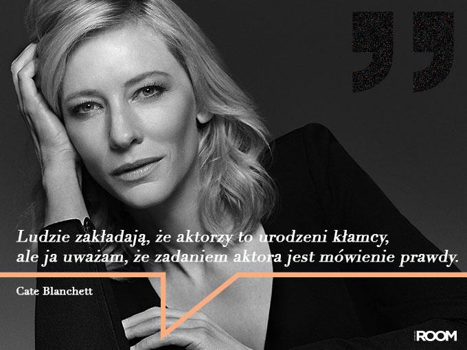 Cytaty Cate Blanchett