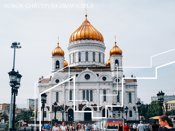2 christ the savior moskwa moscow trip discover podroze travel