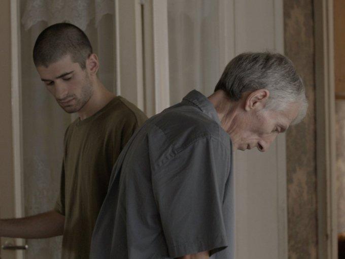 Kadr z filmu Father, reż. Davit Pirtskhalava